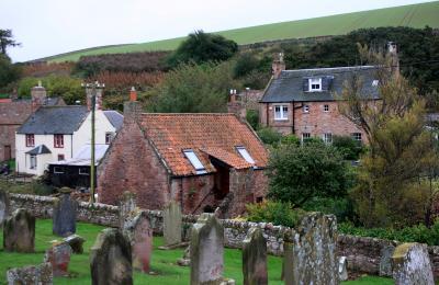 Innerwick Parish East Lothian